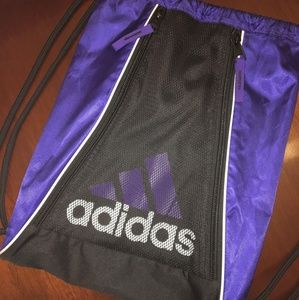 Adidas Drawstring Bag(Barley Used)